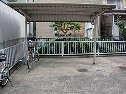 メゾンドティファニー[3階]の外観