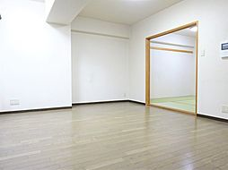 3DKの居間