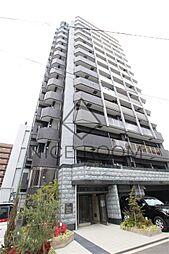 プレサンス野田阪神駅前ザ・プレミアム[14階]の外観