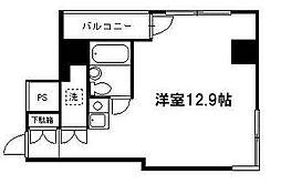 ストーク桜木町[6階]の間取り