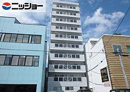 籠田レジデンス[8階]の外観