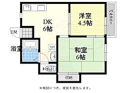 中央線 三鷹駅 徒歩12分