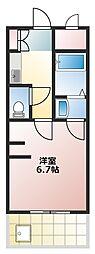サン藤江[2階]の間取り