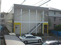 埼玉県さいたま市北区北区吉野町1丁目の賃貸アパートの外観