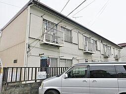 埼玉県戸田市喜沢1丁目の賃貸アパートの外観