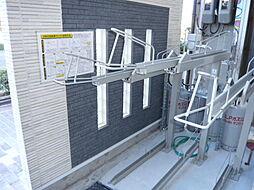 愛知県名古屋市中村区太閤通9丁目の賃貸アパートの外観
