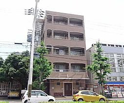 京都府京都市左京区松ケ崎小脇町の賃貸マンションの外観