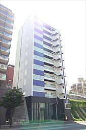 ウィステリア桜坂ヒルズ[1階]の外観