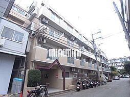 ストリームライン箱崎II[4階]の外観