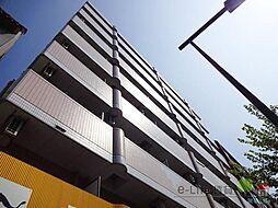 大阪府大阪市住吉区苅田2丁目の賃貸マンションの外観