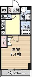 ソフィアコート[603号室号室]の間取り