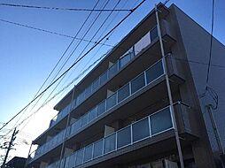 ルミール篠田[2階]の外観
