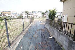 敷地面積40坪で、お洒落なプローチも実現可能です。