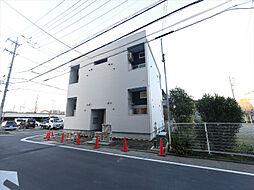 愛知県名古屋市北区新堀町の賃貸アパートの外観