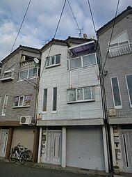 [一戸建] 大阪府大阪市東住吉区矢田1丁目 の賃貸【/】の外観