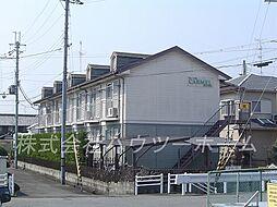 カーメルハウス[2階]の外観