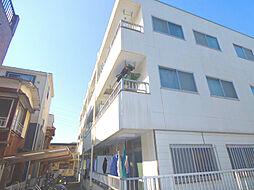 プラザ三田[2階]の外観