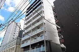 北海道札幌市中央区南六条東2丁目の賃貸マンションの外観