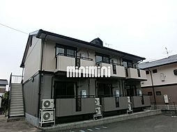 クレール静岡B[1階]の外観