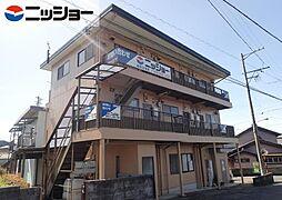 グレイスハウス三田[2階]の外観