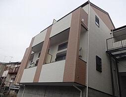神奈川県秦野市南矢名2丁目の賃貸アパートの外観