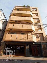 東京都品川区豊町6丁目の賃貸マンションの外観