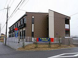 兵庫県神戸市北区上津台4丁目の賃貸アパートの外観