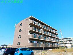 三重県桑名市長島町松ケ島の賃貸マンションの外観