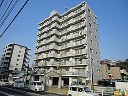 シャトレ上本町[7階]の外観