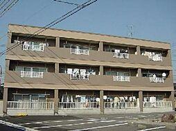愛知県一宮市木曽川町三ツ法寺字宮西の賃貸マンションの外観