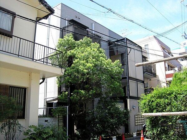 兵庫県西宮市松籟荘の賃貸マンション