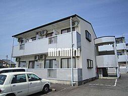 豊田ハイツ B[1階]の外観