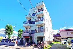 東京都東久留米市中央町2丁目の賃貸マンションの外観