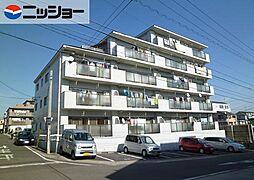 ベルコート松井[4階]の外観