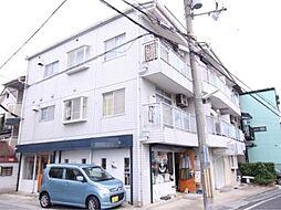兵庫県神戸市垂水区星が丘2丁目の賃貸マンションの外観