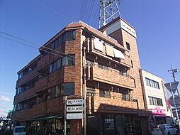 シャンポール・ミヤ[4階]の外観