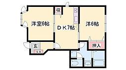 網干駅 3.7万円