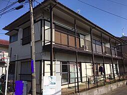 神奈川県川崎市宮前区馬絹1の賃貸アパートの外観