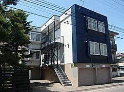 琴似3・7マンション[2階]の外観