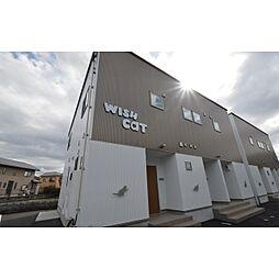 WISH CAT[3C号室]の外観