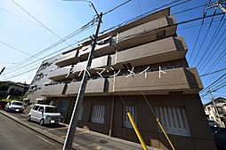 ポートハイム戸塚[1階]の外観