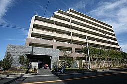 千葉県柏市豊四季の賃貸マンションの外観