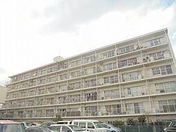 埼玉県所沢市美原町1丁目の賃貸マンションの外観