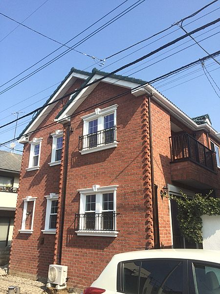 埼玉県さいたま市浦和区岸町2丁目の賃貸アパートの画像