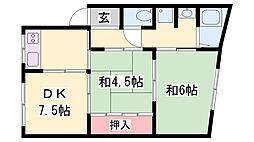 白浜の宮駅 3.7万円