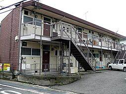岡本コーポ[2階]の外観