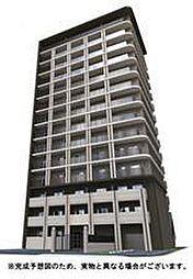 (仮)博多駅東3丁目プロジェクト[607号室]の外観