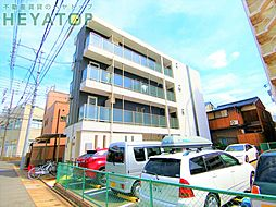 愛知県名古屋市瑞穂区明前町の賃貸アパートの外観
