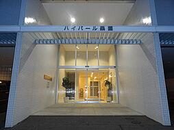 北海道札幌市中央区北七条西20丁目の賃貸マンションの外観
