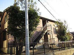 中山手ガーデンパレスC棟[2階]の外観